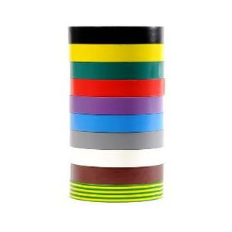SquareTAPE PVC Insulation Tape black 19mm / 25m