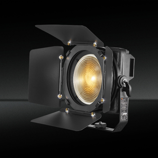 SquareLED Splash 200W LED Fresnel, 20-55° IP65 | 3200K