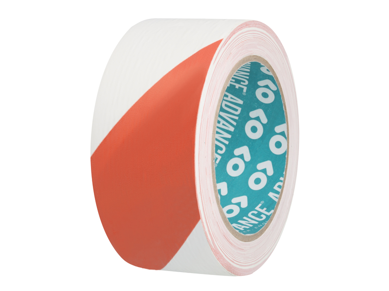 Advance Tapes AT 08H  50mm x 33m red/white