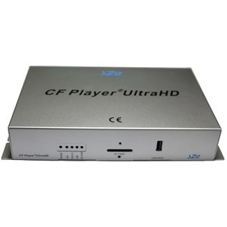 CF Player®UltraHD professional Multimedia-Player