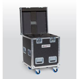 JB Lighting single flightcase for Varyscan P18 made by Amptown with Sip-Insert