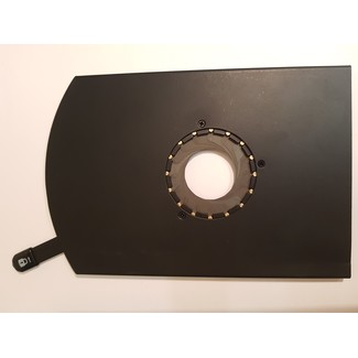 Iris diaphragm for SquareLed Hi-Precision 300W LED-profiler series - only for 15°-30° models