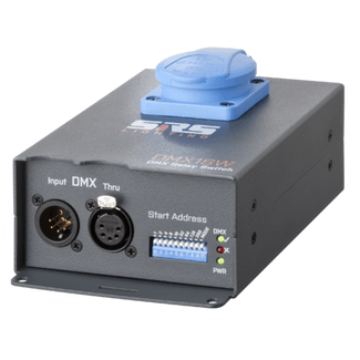 SRS DMX1SW-5 SC DMX / 1 channel relay switch 1x16A