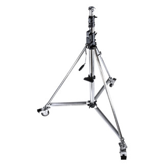 LTH PRO.fessional Super Wind Up Stand 484 chrome