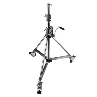 LTH PRO.fessional Super Wind Up Low Base Stand 485 chrome