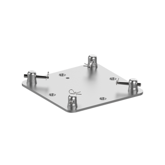 Truss TRABES P30QSB Stardard base 29 cm section plate with coupling set for Flat/Triangular/Square trusses