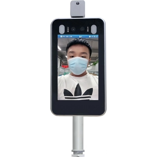 Lux Velocitas LUX SCAN Face recognition / temperature detection