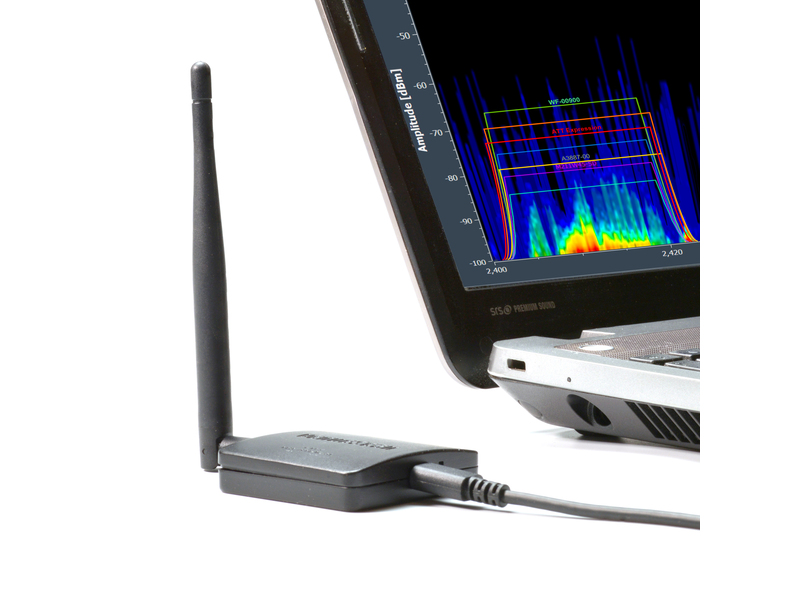 City Theatrical RadioScan™ Spectrum Analyzer