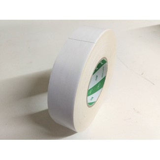 SquareTAPE Gaffer Tape matt, raw white 38mm x 50m