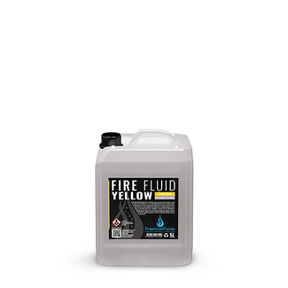 PREMIUM FIRE FLUID 5 Liter for Flamethrower Special FX machines