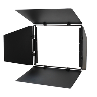 LDR barndoor 4-leaf Rima black