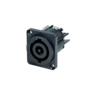 Neutrik NAC3MP-HC powerCON 32 A chassis connector, power-in