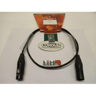 DMX-Cable 5-Pol 1m