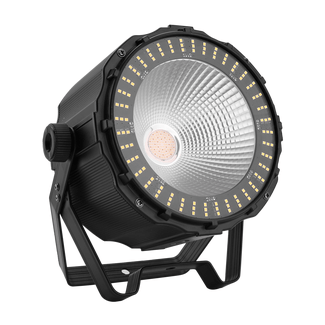 SquareLED Sputnik 150W COB multi effect Par Light