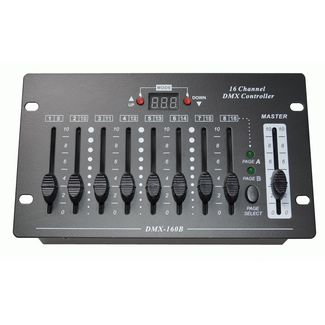 SquareLED 16 Channel DMX Controller