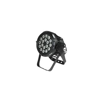 XOOP P180 outdoor 18 pcs. 4-in1 LEDs (RGBW) 30°